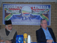 Its election time…. This weekend saw the heavyweights of the DA address Lenasia
