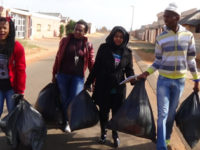The Ahmed Kathrada Foundation Youth Leadership Programme' Operation Winer Warm Project