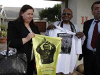 The Ahmed Kathrada Foundation welcomes Tutu's nomination of Barghouthi for Nobel Prize