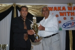 View the album SOPRANO'S CRICKET CLUB ANNUAL DINNER BANQUET 2012
