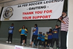 View the album FED LEGENDS GAUTENG FUNDRAISING DINNER A HUGE SUCCESS